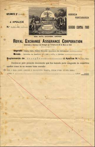 Royal Exchange Assurance Corporation